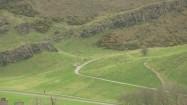 Wzgórze w Edynburgu