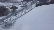 Stok narciarski w Seefeld