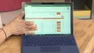 Laptop - ekran dotykowy