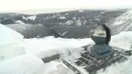 Heliograf na szczycie Śnieżki