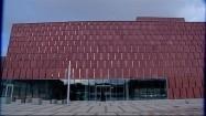 Gmach biblioteki akademickiej w Katowicach