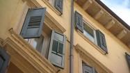 Okna z okiennicami