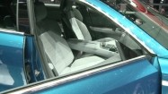 Audi A4 E-Tron - wnętrze samochodu