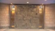 Drzwi do Knesetu