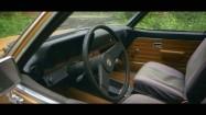 Opel Rekord 2000 - wnętrze