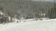 Stok narciarski w Białce Tatrzańskiej