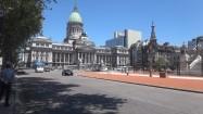 Gmach parlamentu w Buenos Aires
