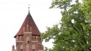 Wieża Zamku Kapituły Warmińskiej w Olsztynie
