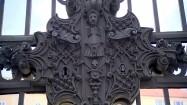 Brama Pałacu Belwederskiego w Wiedniu