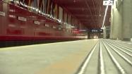 Peron metra w Warszawie