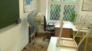 Pusta sala lekcyjna