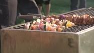 Ormiańskie szaszłyki na grillu