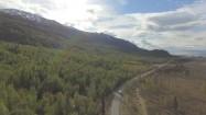 Krajobraz Alaski