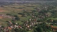 Panorama okolic Krakowa