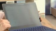 Tablet - filtr prywatyzujący na ekranie