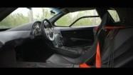 McLaren F1 - wnętrze pojazdu