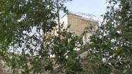 Ogrodzenie z drutem kolczastym