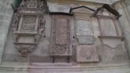 Katedra św. Szczepana w Wiedniu - tablice upamiętniające