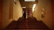 Wysokie schody