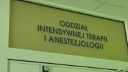 Oddział intensywnej terapii i anestezjologii