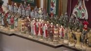 Figurki w tureckim sklepie z pamiątkami