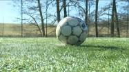 Piłka nożna - kopnięcie