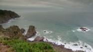 Plaża w okolicach Sintry