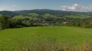Zielone wzgórza