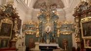 Kościół Bożego Ciała w Poznaniu - wnętrze