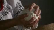 Odsączanie serwatki z sera