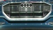 Audi A3 E-Tron - grill samochodowy