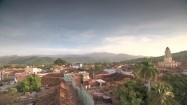 Panorama Trinidadu na Kubie