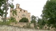 Zamek Rakoczego w Sarospataku na Węgrzech