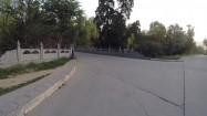 Chiny - droga do klasztoru Szaolin