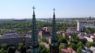 Panorama warszawskiej Pragi