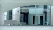 Urząd Kanclerza Federalnego w Berlinie - wejście