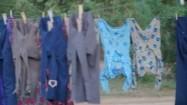 Suszenie ubrań