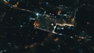 Plac Manger w Betlejem nocą