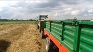 Traktor i kombajn
