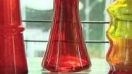 Szklany wazon Zbigniewa Horbowego