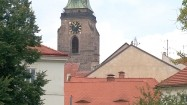 Katedra św. Bartłomieja w Pilźnie - wieża