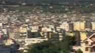 Blokowisko w Tiranie