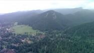 Góry i skocznie narciarskie