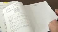 Przeglądanie arkusza egzaminacyjnego z matematyki