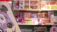 Wnętrze sklepu z zabawkami