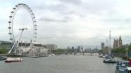 London Eye i Tamiza