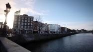 Rzeka Liffey w Dublinie