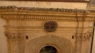 Wejście do kościóła Michała Archanioła w Scicli