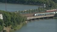 Mijające się pociągi