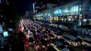 Korek uliczny w Bangkoku